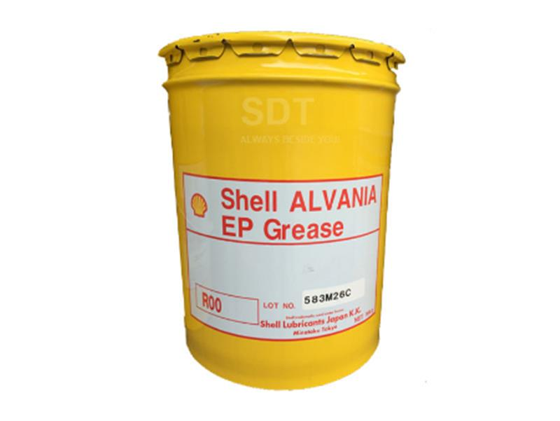 Shell Alvania EP Grease R00