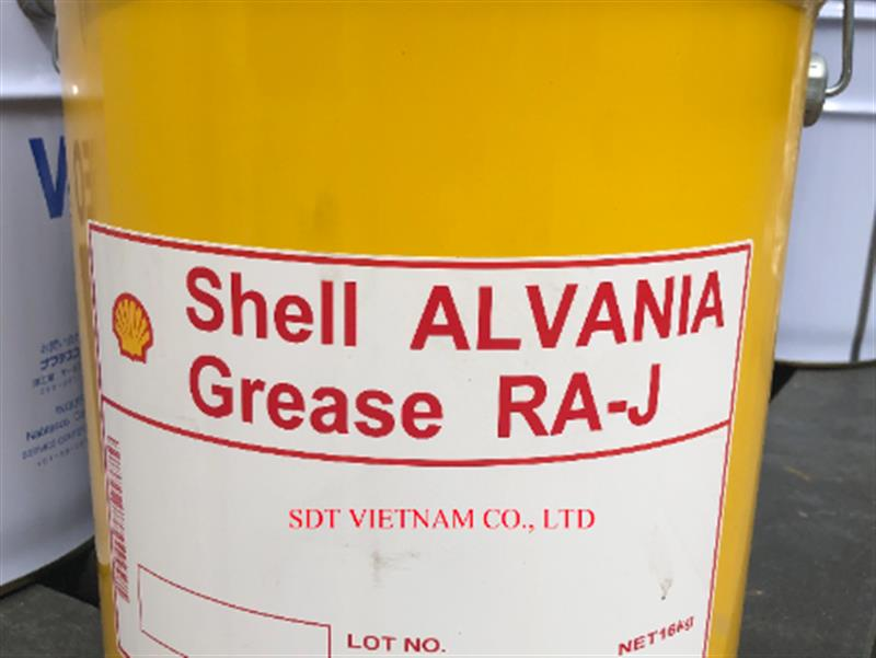 Shell Alvania Grease RA-J
