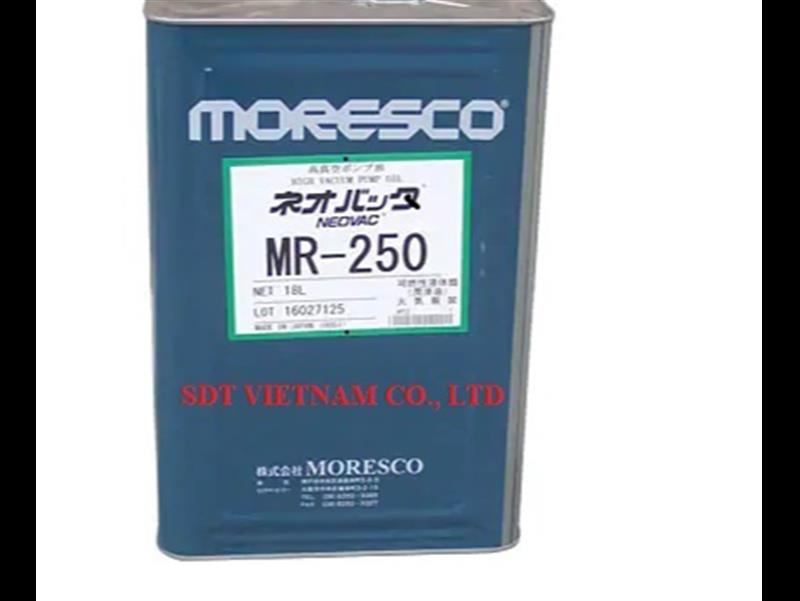 DẦU MORESCO NEOVAC MR-250