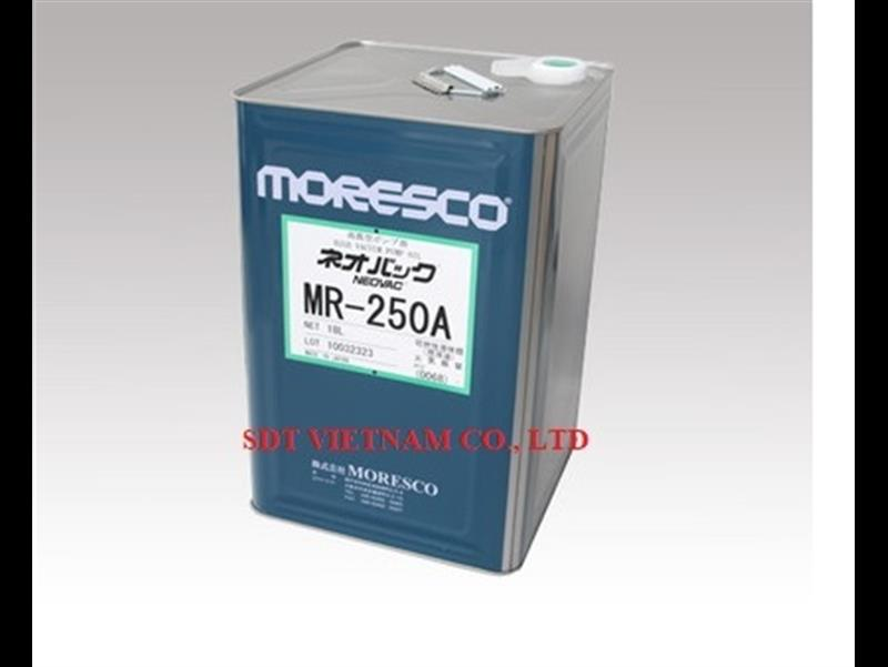 DẦU MORESCO NEOVAC MR-250A